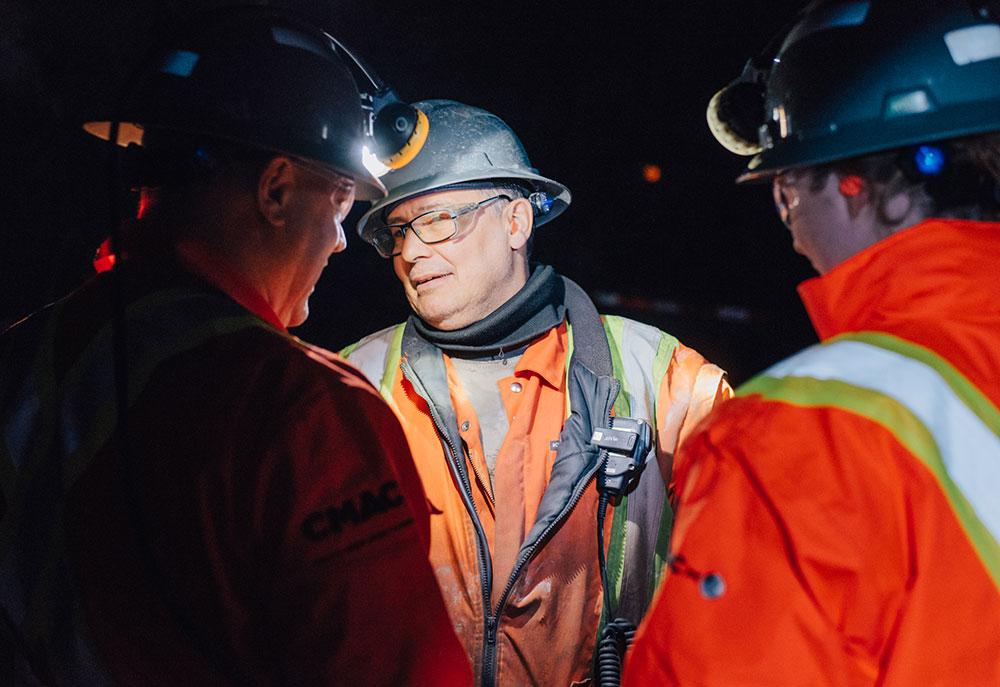 Responsable employé - CMAC-Thyssen groupe minier